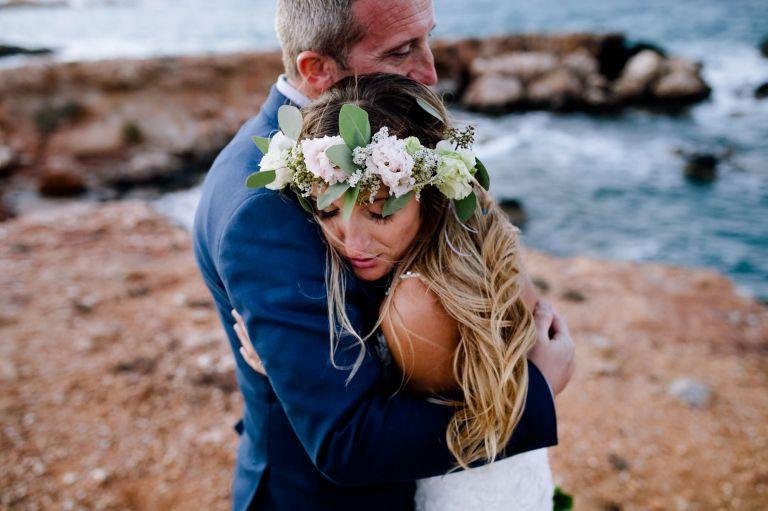 Matrimonio in Grecia Isola di Paros Destination Wedding