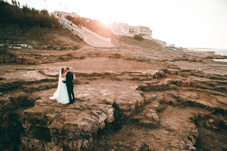 Fotografo Matrimonio a Polignano a Mare Al Sole Resort