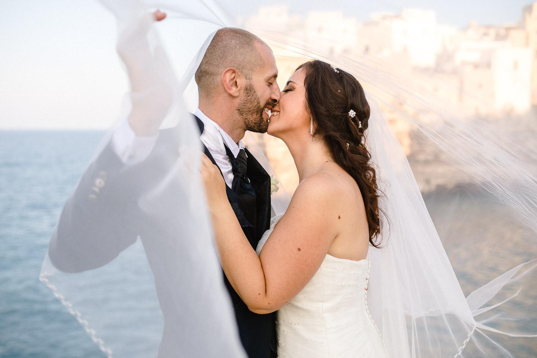 Matrimonio a Polignano a Mare